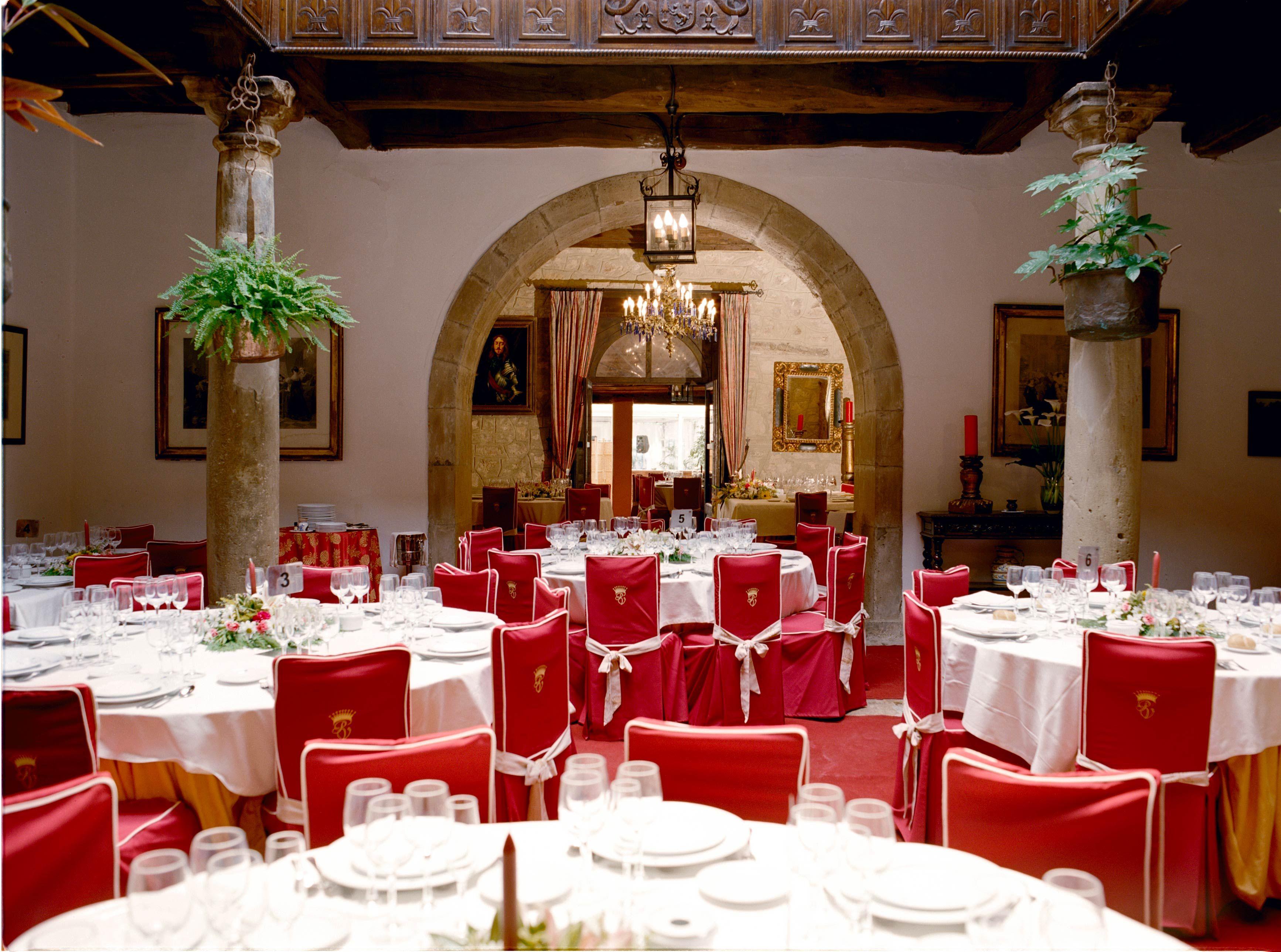 Foto 8 de Restaurante en Llanera | Palacio De Villabona