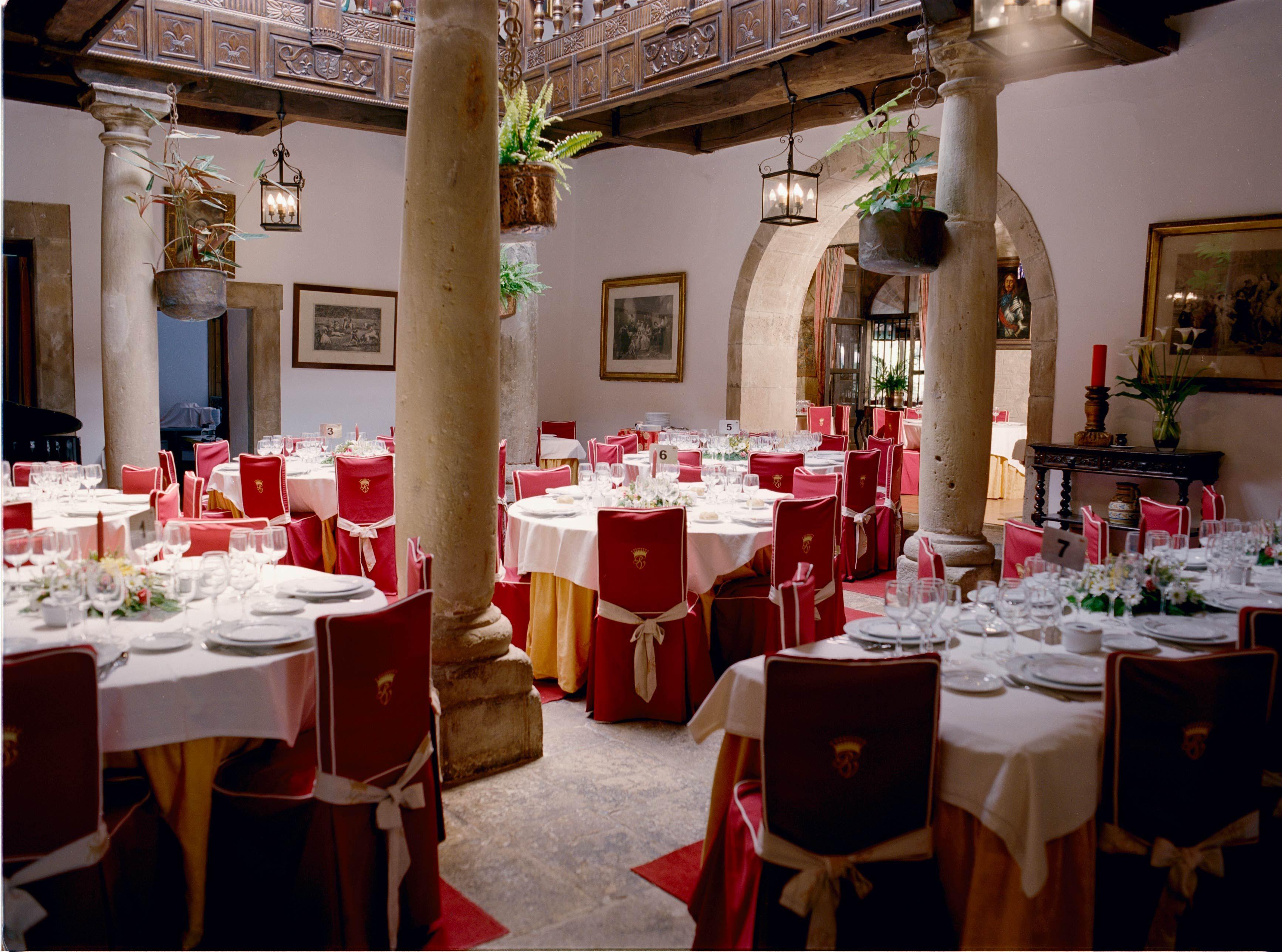 Foto 15 de Restaurante en Llanera | Palacio De Villabona