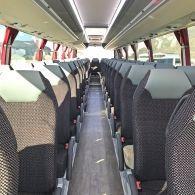 Transporte de pasajeros a medida: Prestaciones  de Autocars Brugulat