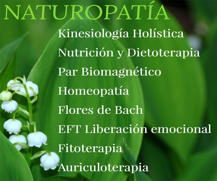Naturopatía en Madrid