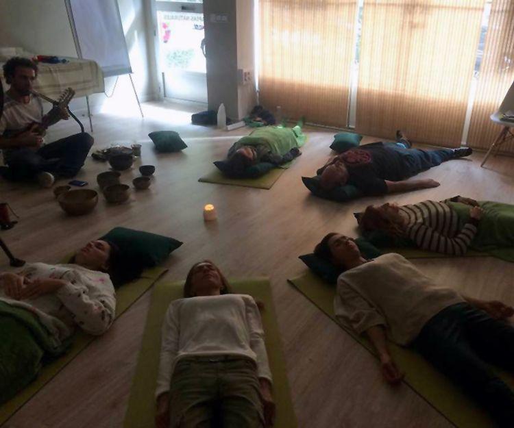 Clases de yoga en Madrid