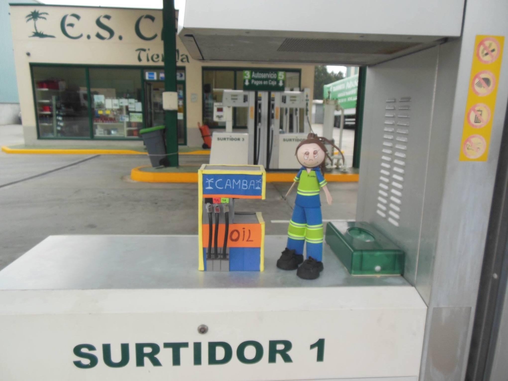 Venta de carburantes 24 horas en Lugo