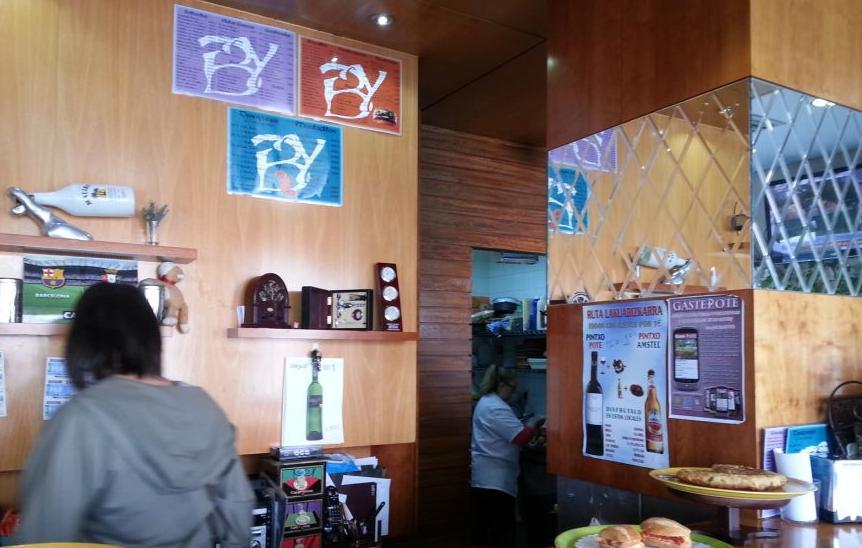 Foto 3 de Cafeterías en Vitoria-Gasteiz | Cafetería Bayona