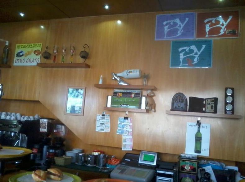Foto 19 de Cafeterías en Vitoria-Gasteiz | Cafetería Bayona