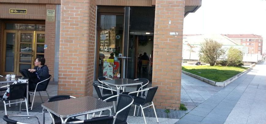 Foto 2 de Cafeterías en Vitoria-Gasteiz | Cafetería Bayona
