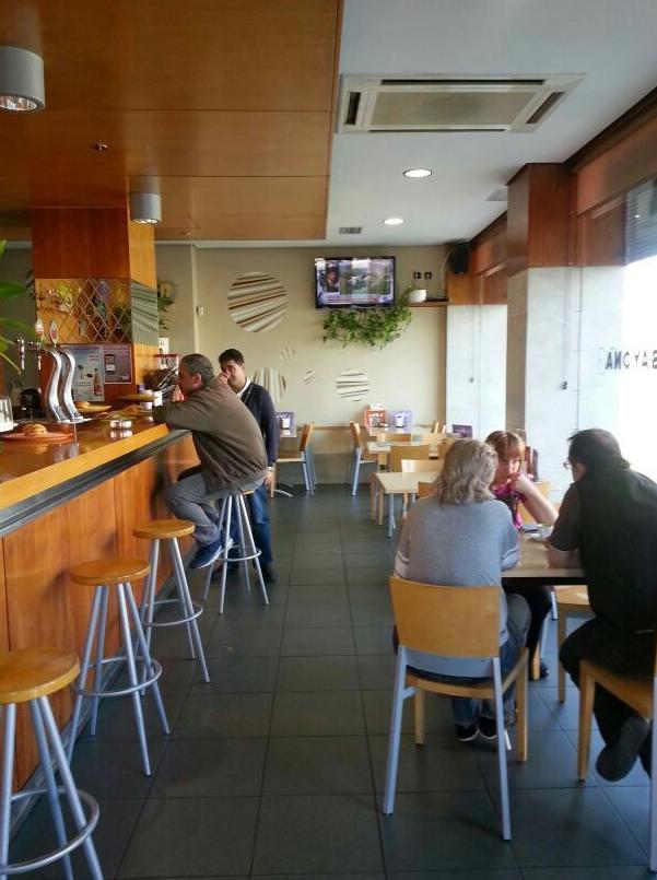 Foto 17 de Cafeterías en Vitoria-Gasteiz | Cafetería Bayona