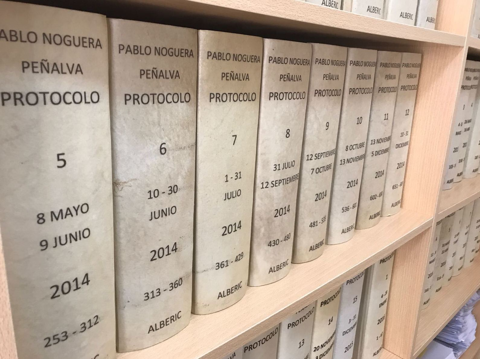 Foto 3 de Notarías en Alberic | Notaría Alberic P. Noguera