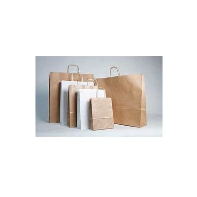 Bolsas de asa retorcida - Modelo Tierra: Productos de Bolsagrafic