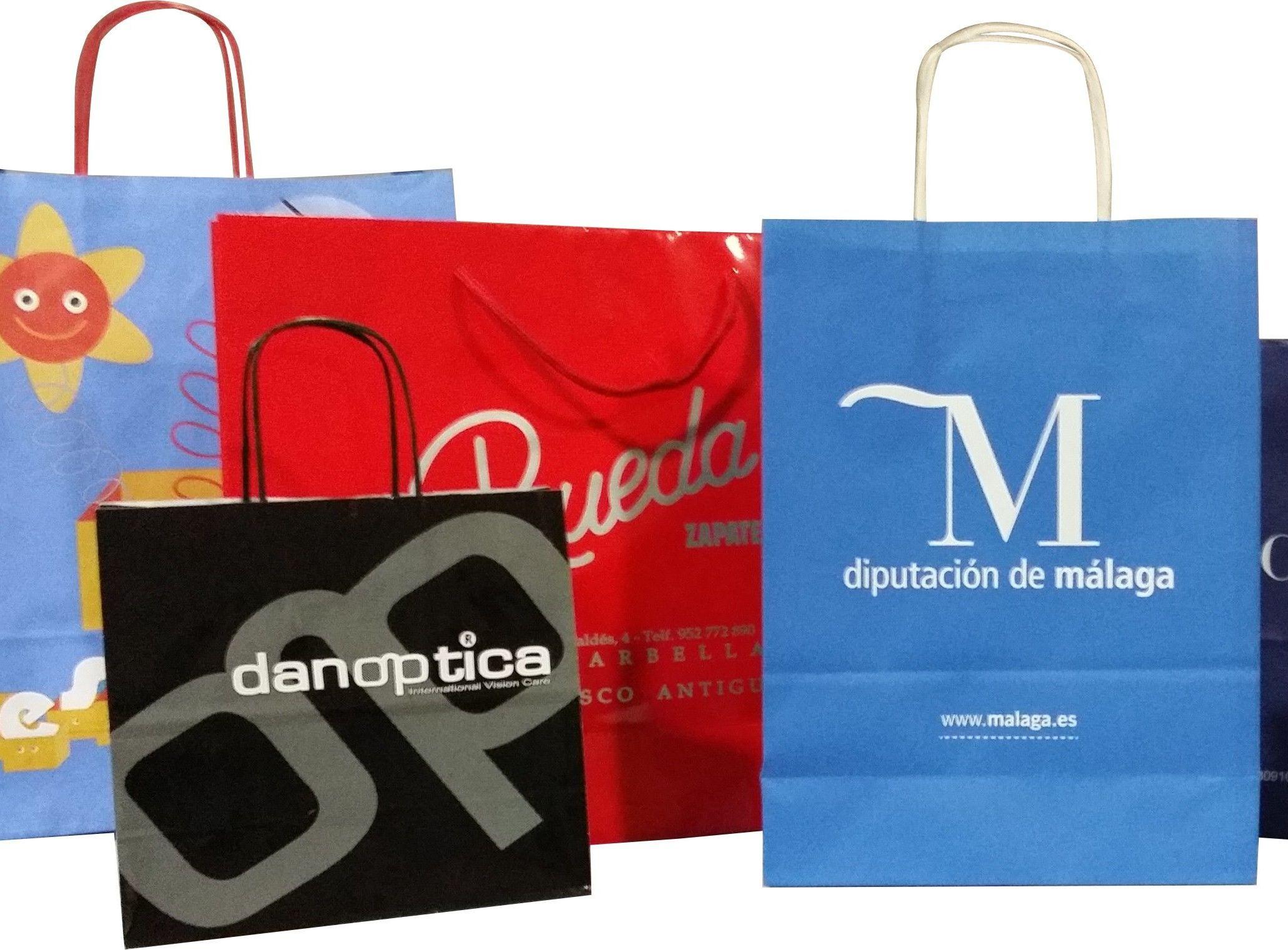 Foto 12 de Bolsas y sacos en Mijas | Bolsagrafic