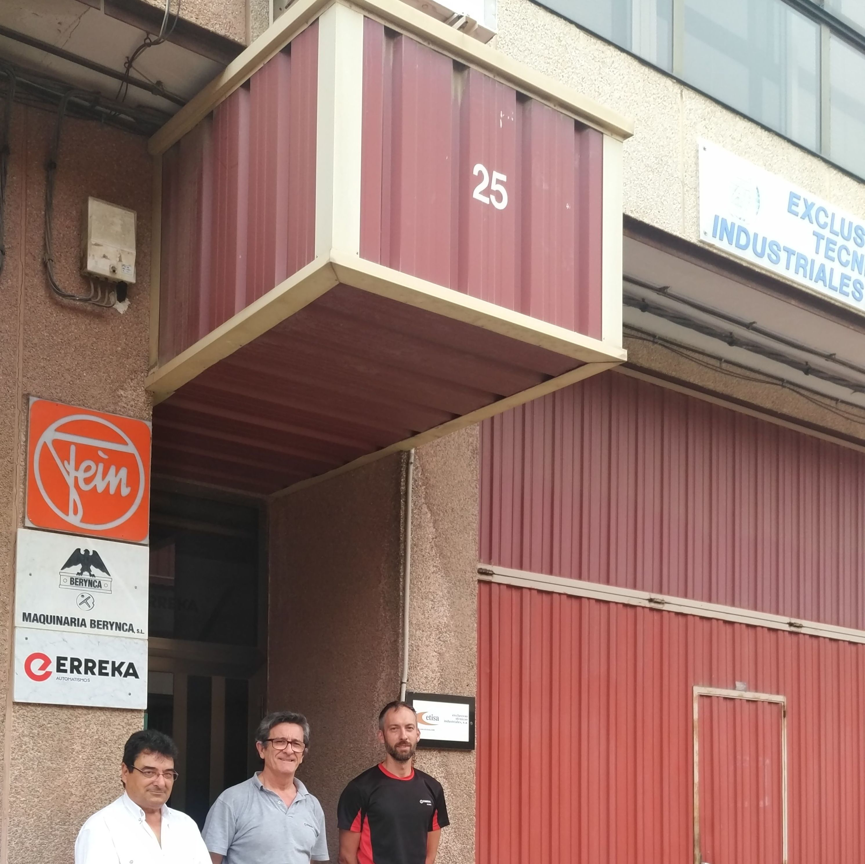 Foto 2 de Suministros industriales en Zaragoza | E.T.I.S.A. Exclusivas Técnicas Industriales, S.A.