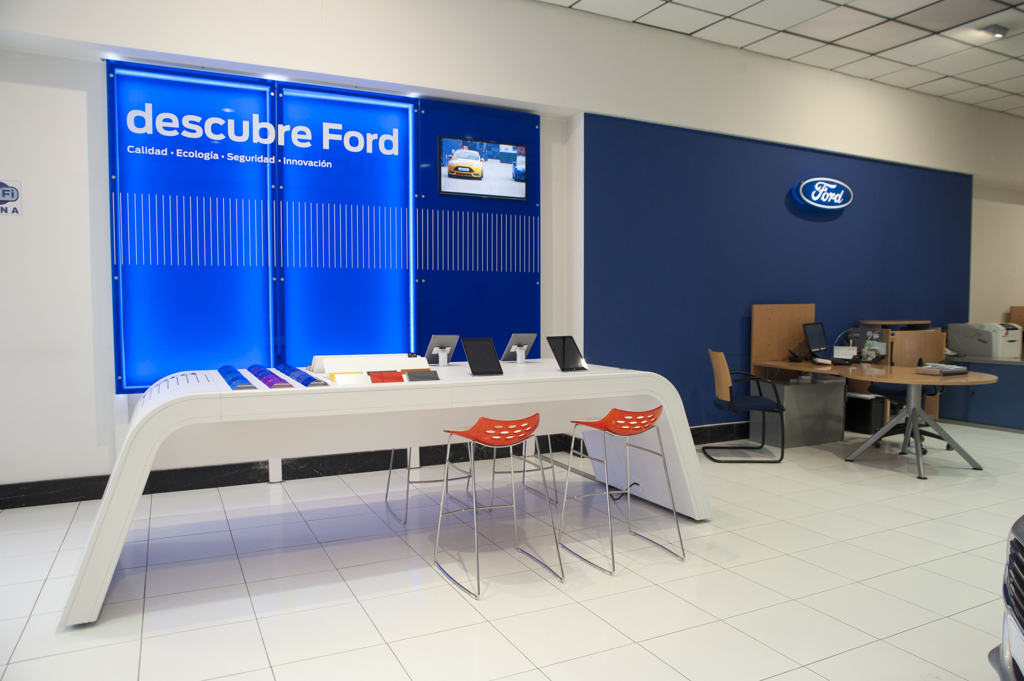 Foto 5 de Concesionarios y agentes de automóviles en Leioa | Ford Mintegui
