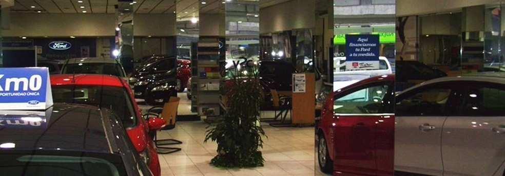 Foto 3 de Concesionarios y agentes de automóviles en Leioa | Ford Mintegui