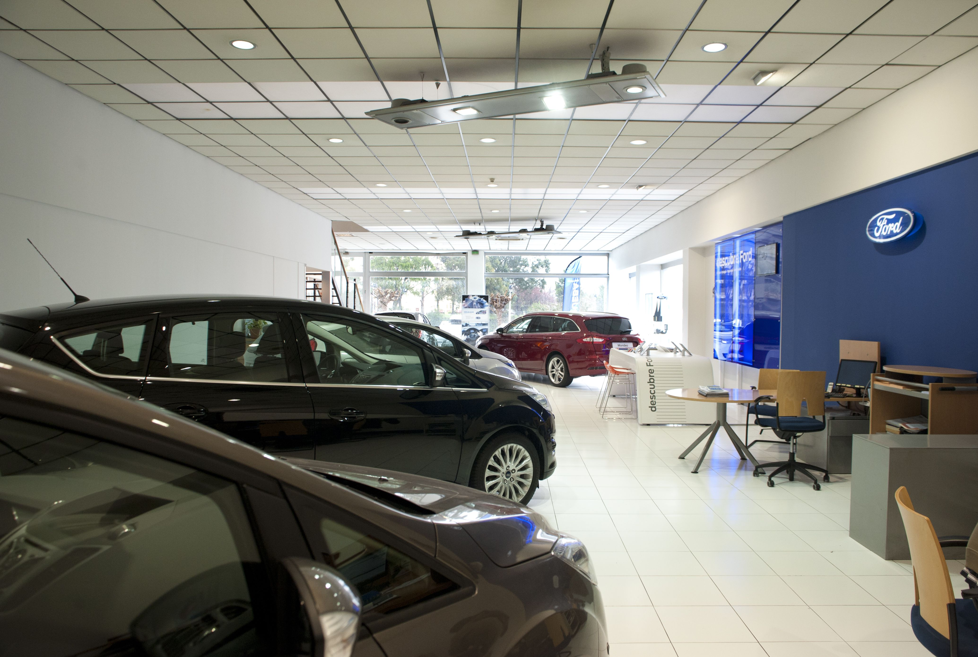Foto 4 de Concesionarios y agentes de automóviles en Leioa | Ford Mintegui