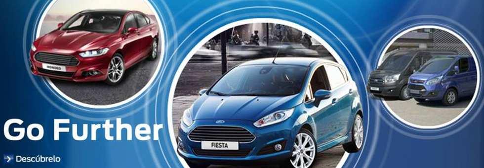 Foto 1 de Concesionarios y agentes de automóviles en Leioa | Ford Mintegui