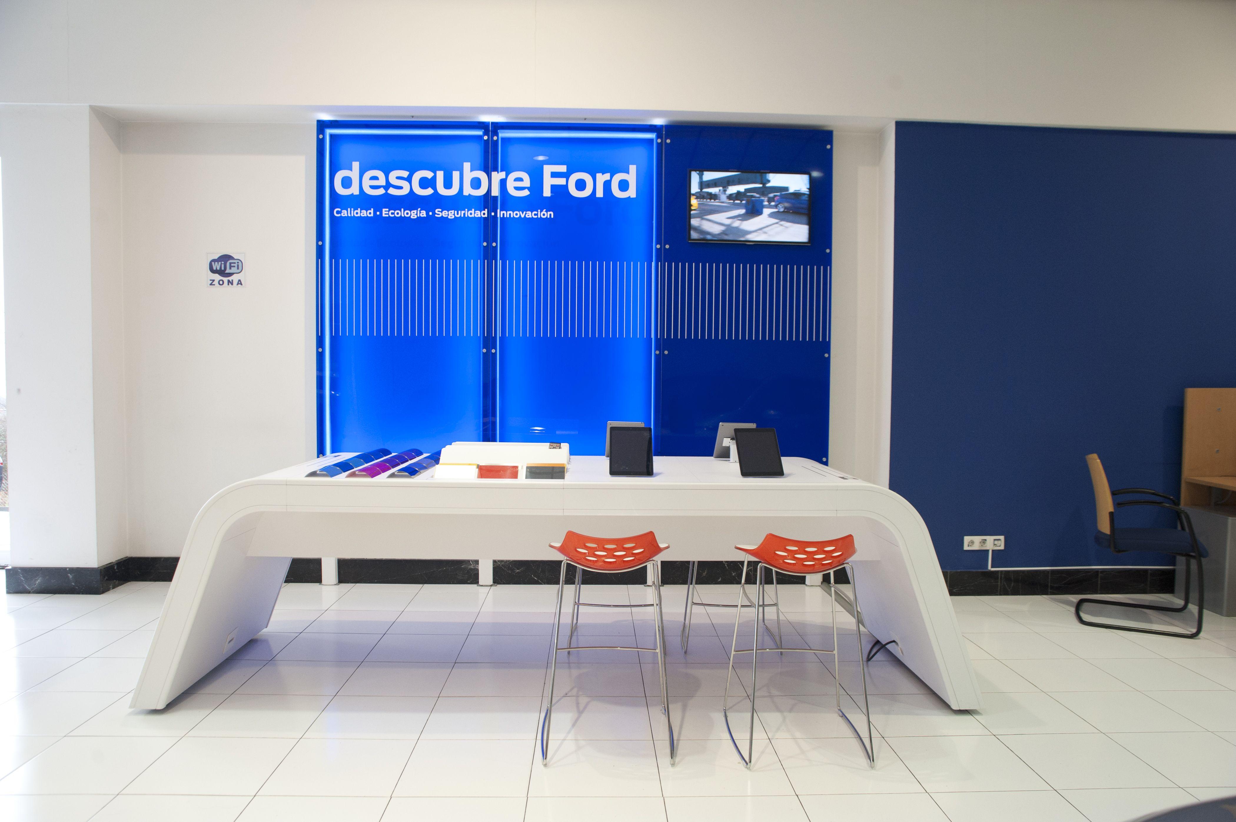 Foto 6 de Concesionarios y agentes de automóviles en Leioa | Ford Mintegui