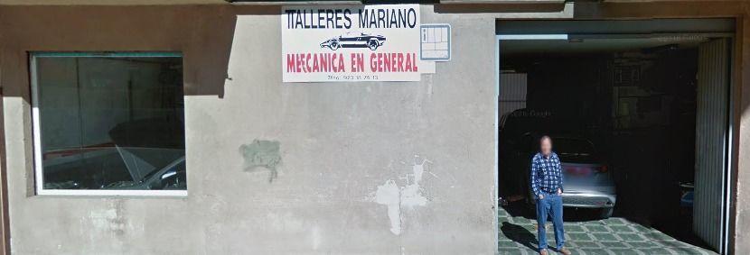 Foto 2 de Talleres de automóviles en Salamanca | Talleres Mariano