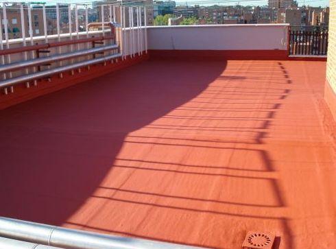 Impermeabilizaciones de terrazas: Servicios de Rehabilitació de Façanes Synera