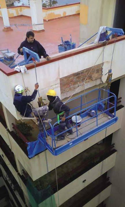 Foto 20 de Fachadas en Arenys de Mar | Rehabilitació de Façanes Synera