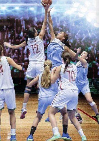 Deporte: Visual comunicacion de Eben - Ezer