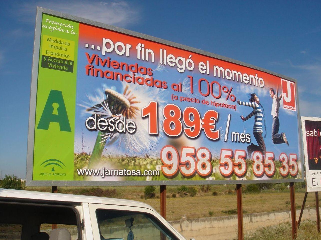 Impresión de carteles y lonas publicitarias en Granada