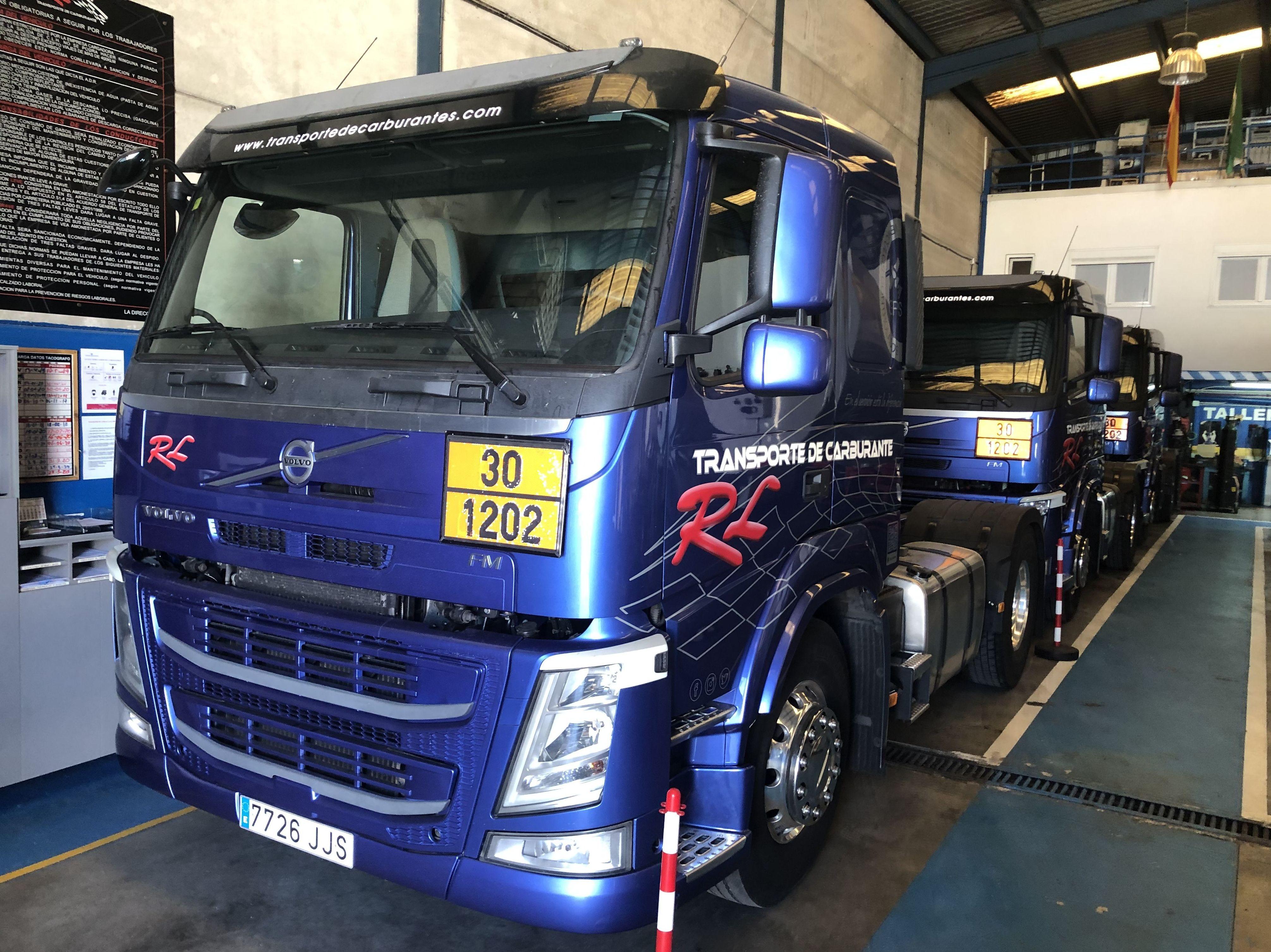 Rotulación Camiones RL