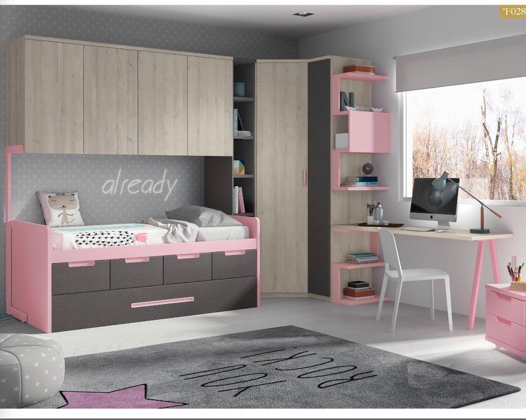 Dormitorios infantiles y juveniles en  L'Hospitalet de Llobregat
