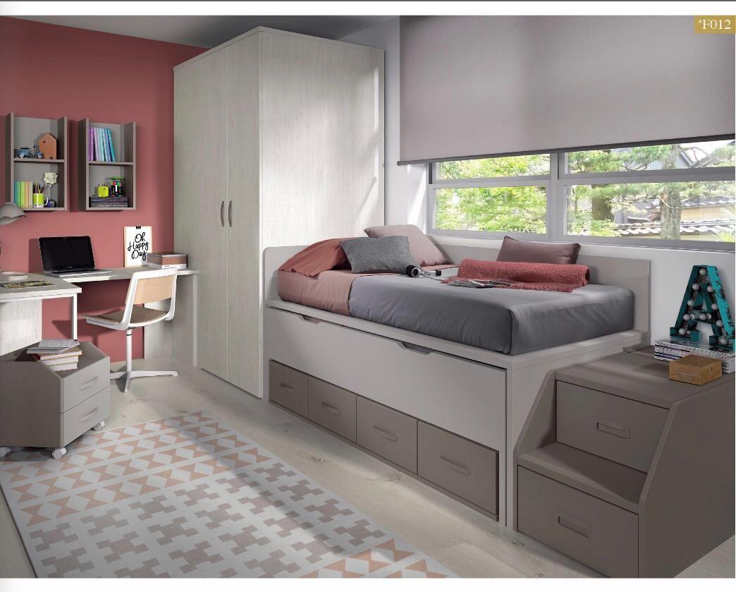Dormitorio juvenil en  L'Hospitalet de Llobregat