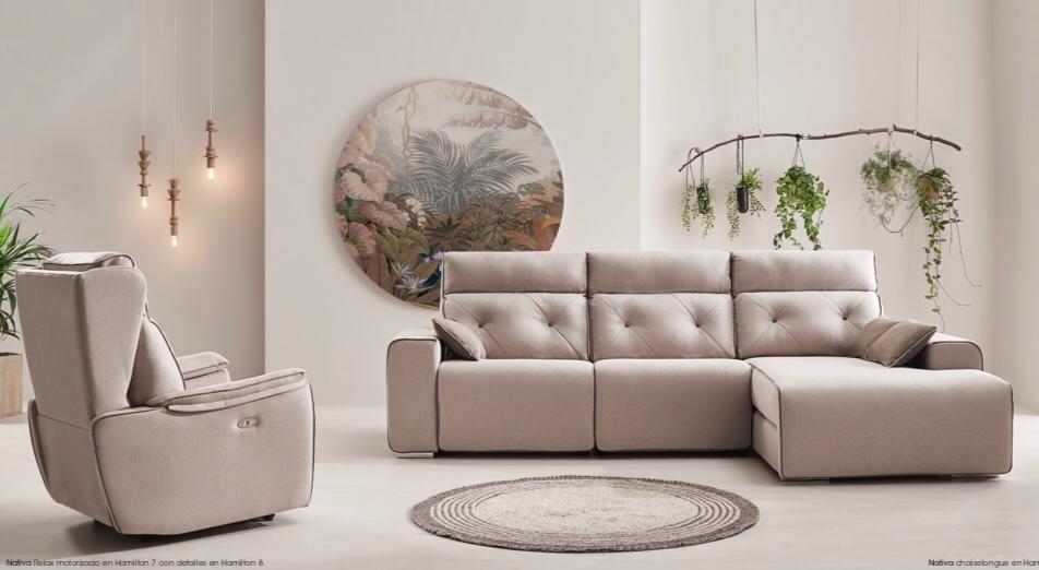 Sofás de diseños italianos