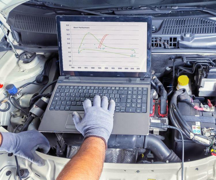Mecánica y electrónica