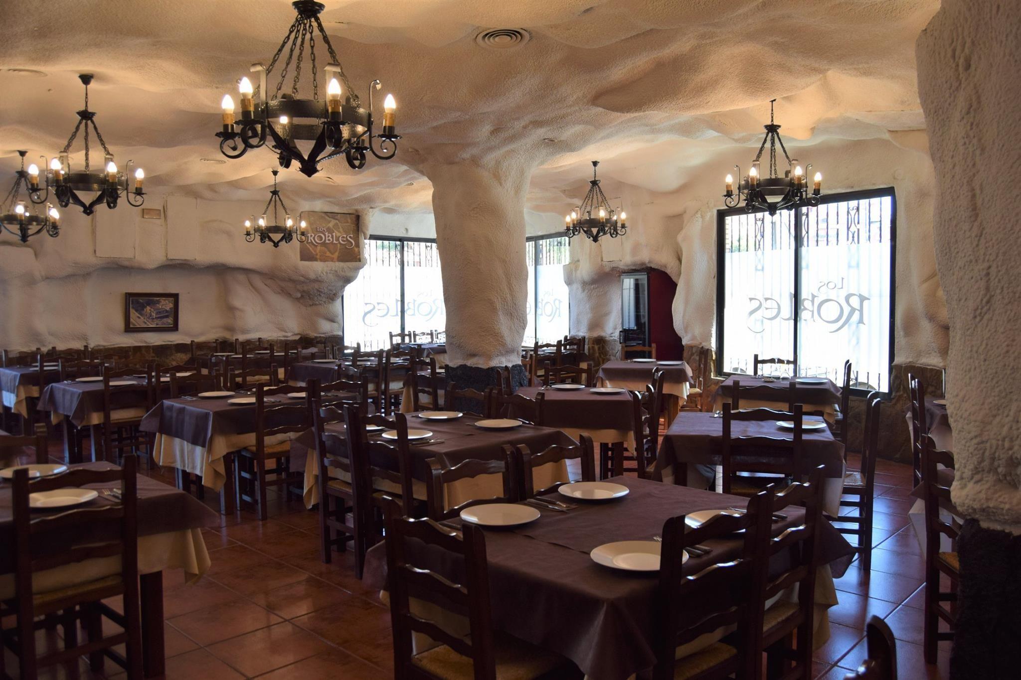 Restaurante asador en Paiporta