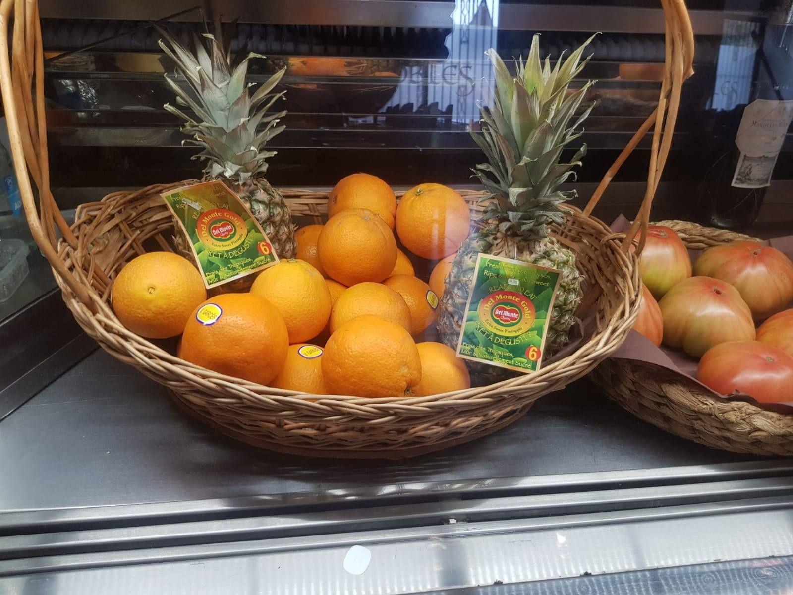 Fruta de temporada en Paiporta