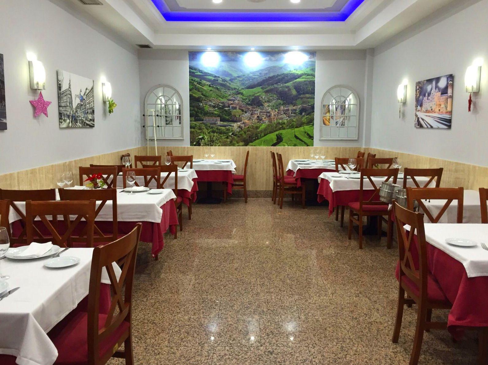 Foto 1 de Restaurante en Madrid | Restaurante Narcea