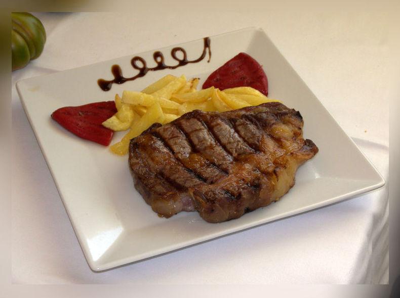 Restaurante Narcea. Platos de cocina tradicional con un toque creativo