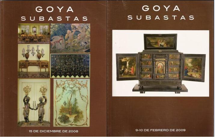 Foto 16 de Subastas en Madrid | Goya Subastas