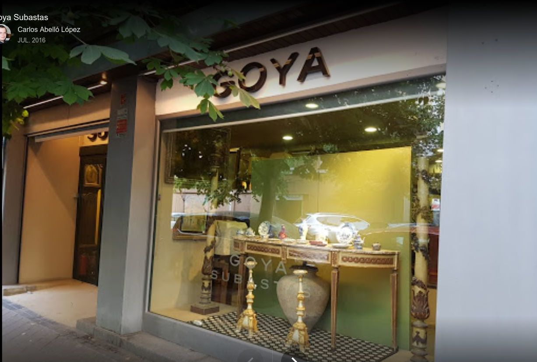 Foto 3 de Subastas en Madrid | Goya Subastas