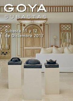 GOYA SUBASTAS...ARTE Y ANTIGÜEDADES EN MADRID