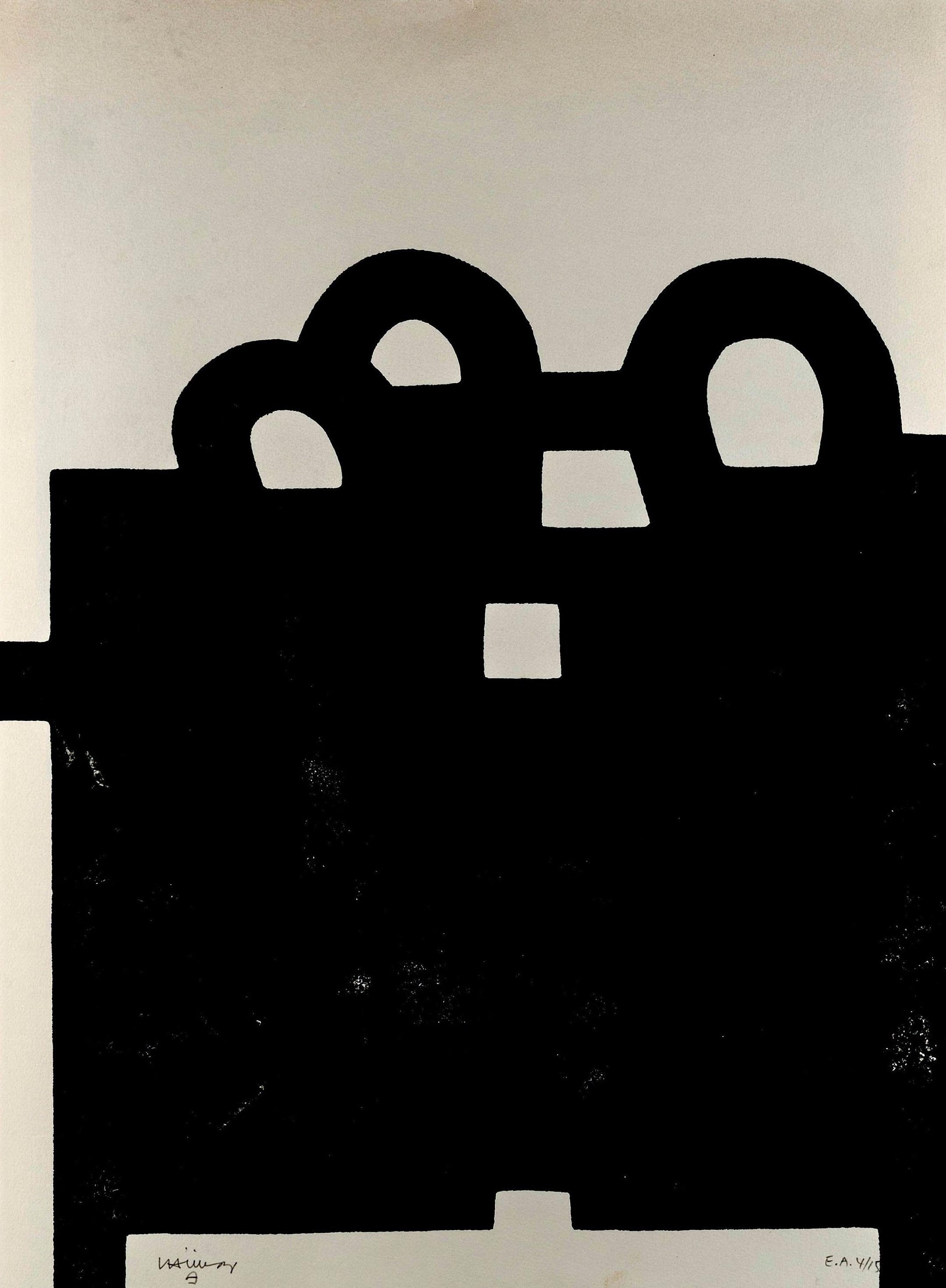Eduardo Chillida : Catálogo de Goya Subastas