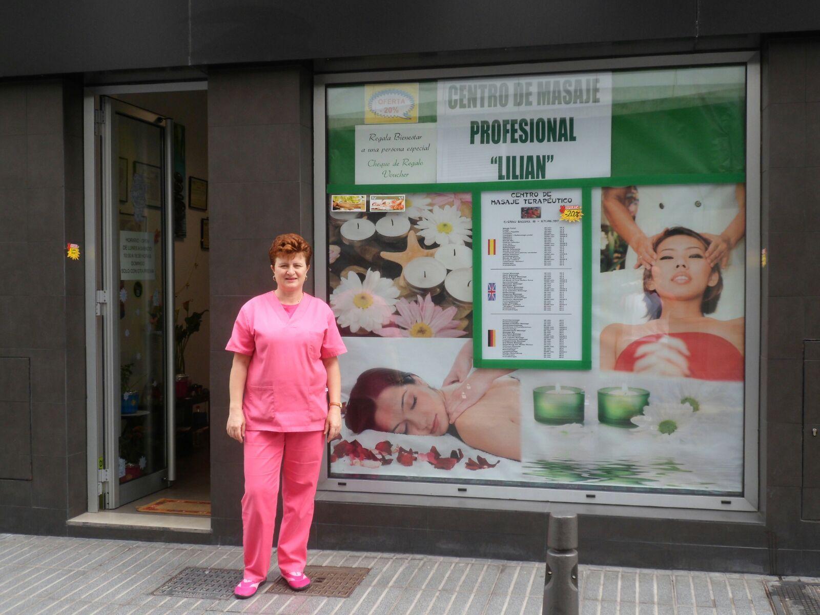 Masajes terapéuticos en Las Palmas