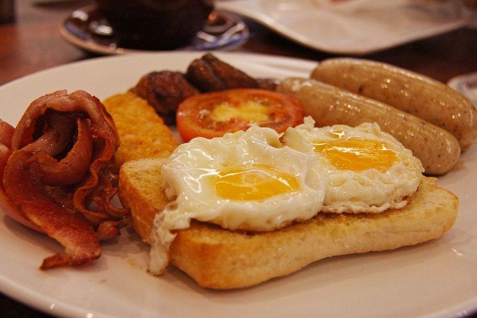Desayuno inglés: Carta de El Rincón del Tío Eulogio