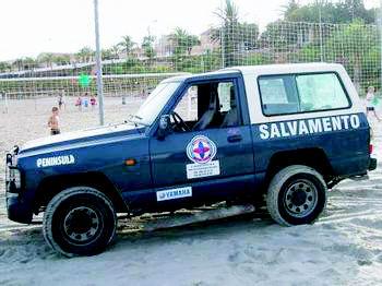 Foto 2 de Socorristas en Pilar de la Horadada | Socorrismo y Ambulancias Horadada, S.L.