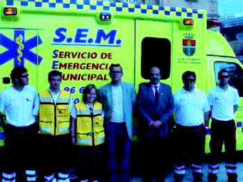 Foto 4 de Socorristas en Pilar de la Horadada | Socorrismo y Ambulancias Horadada, S.L.