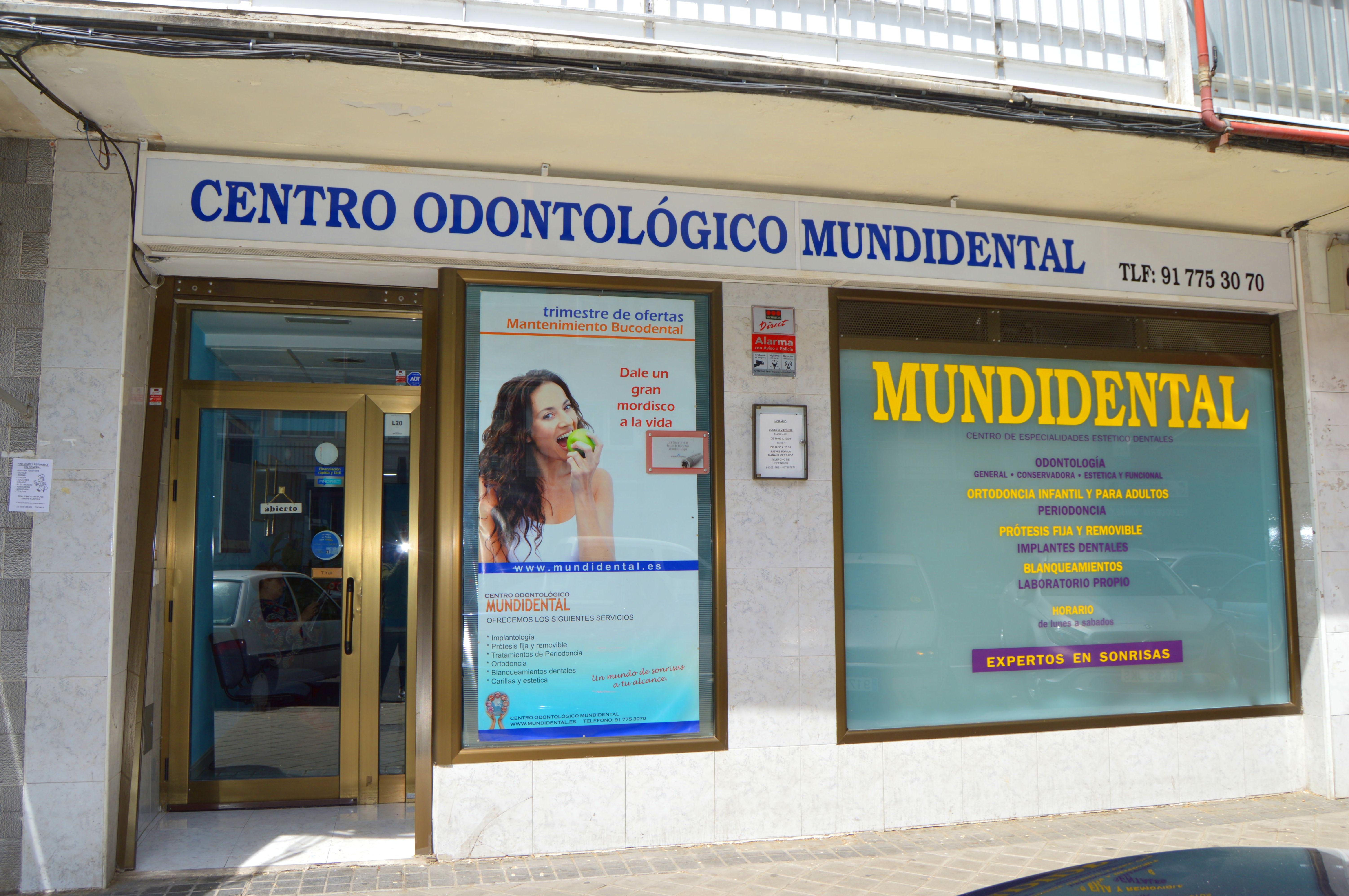 Clinica dental en Vicalvaro