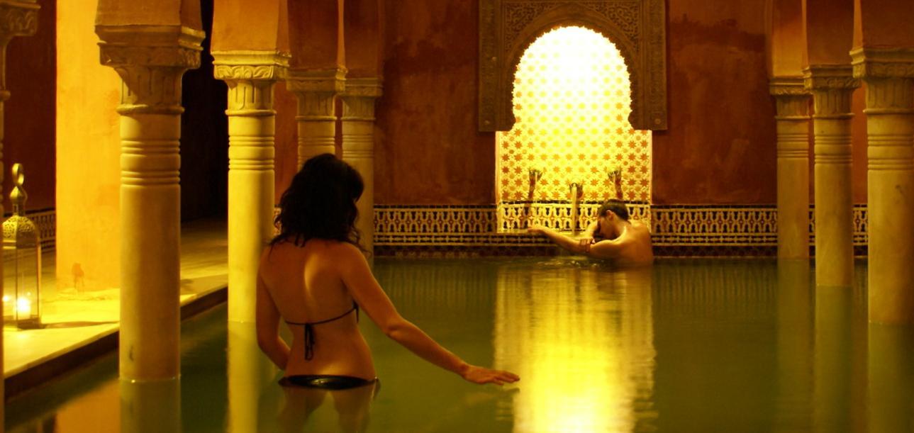 Baño y Masaje Relajante