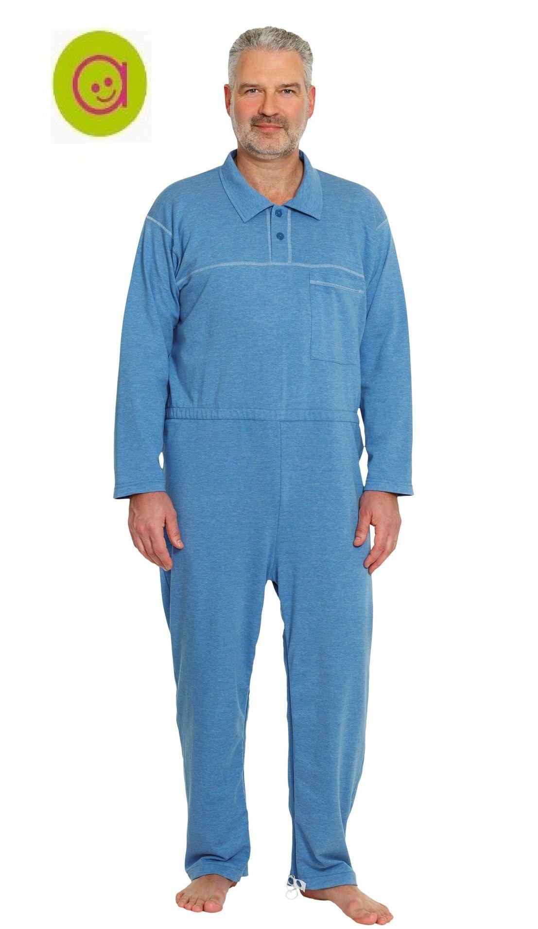 Pijama polo anti pañal cremallera en la entrepierna : Alquiler de sillas de ruedas de Atemprana