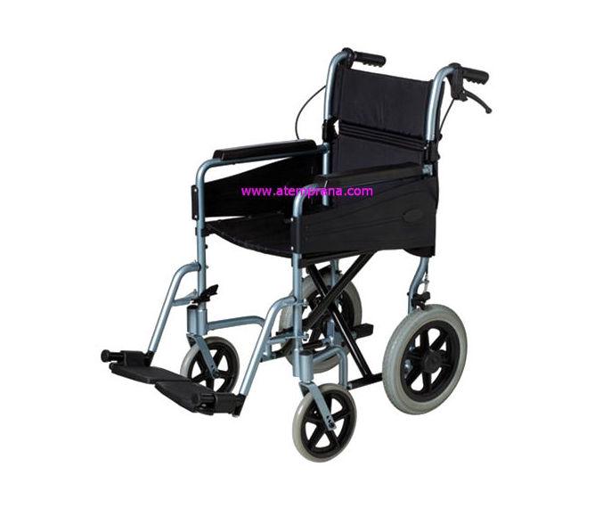 Silla de ruedas no autopropulsable: Alquiler de sillas de ruedas de Atemprana