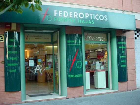 Foto 6 de Ópticas en Sevilla | Federópticos Fuentes Najas