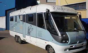 Empresa líder del sector transporte audiovisual y motorhome