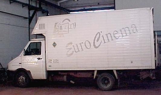 Transportes especiales: ¿Qué hacemos? de Eurocinema Van