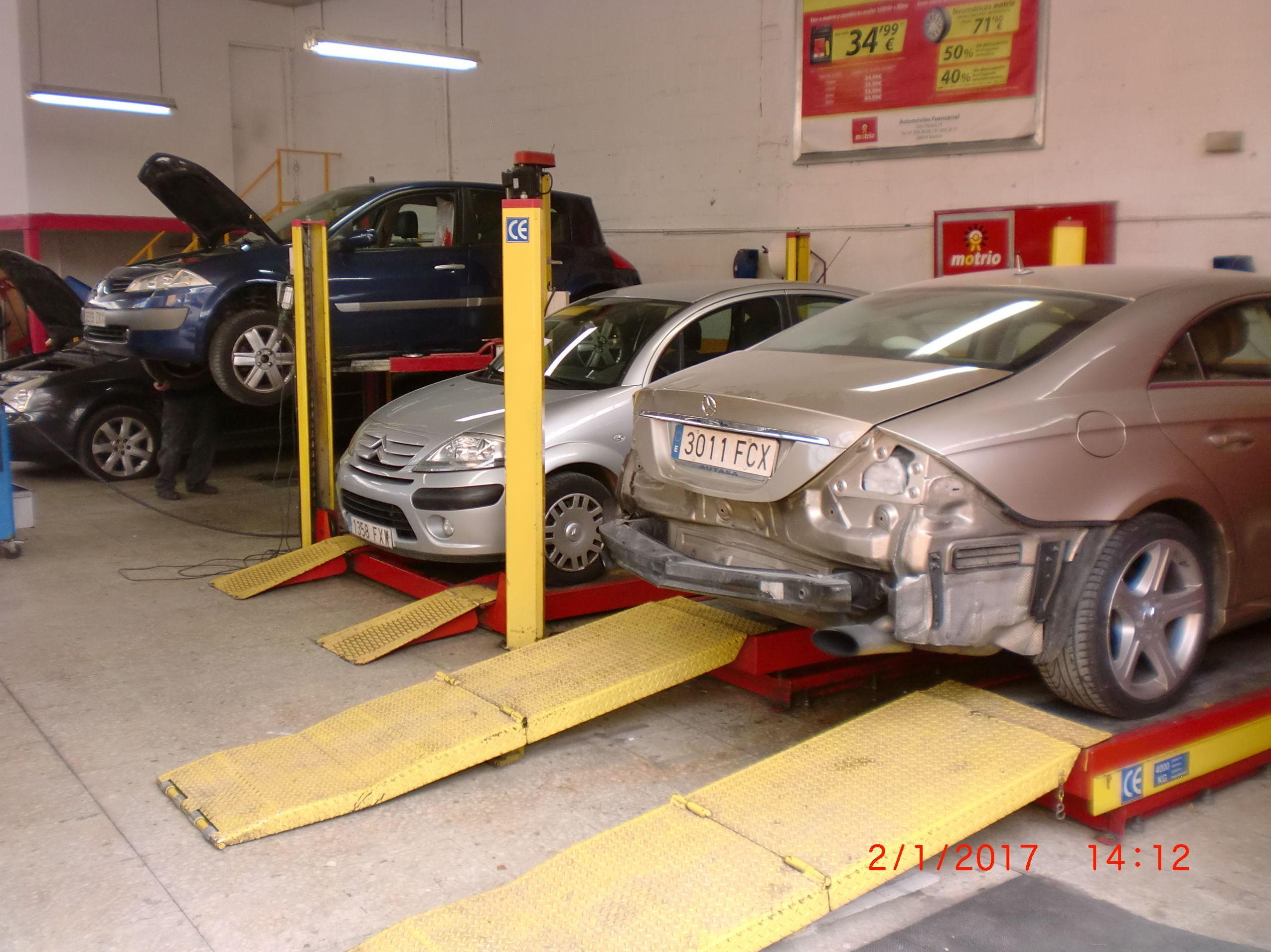 Foto 3 de Talleres de automóviles en Madrid | Automóviles Fuencarral