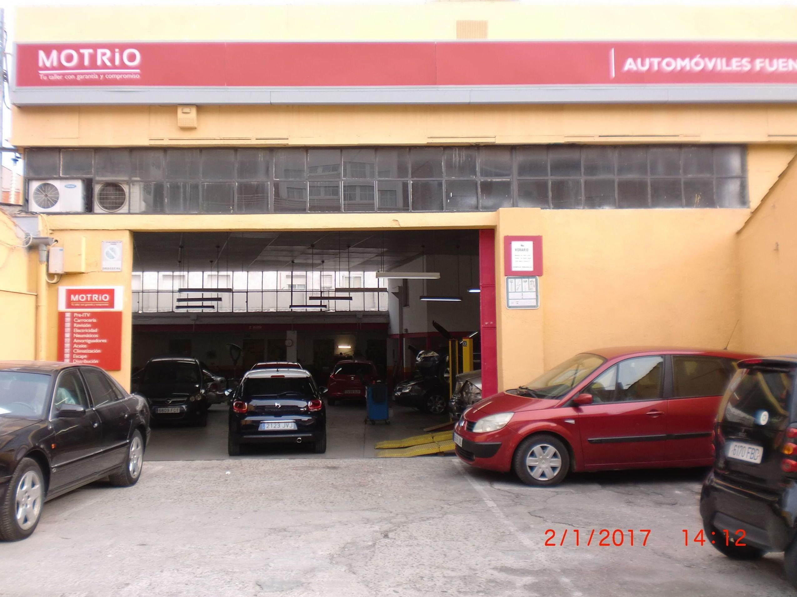 Foto 1 de Talleres de automóviles en Madrid | Automóviles Fuencarral